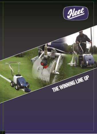 The Winning Line Brochure