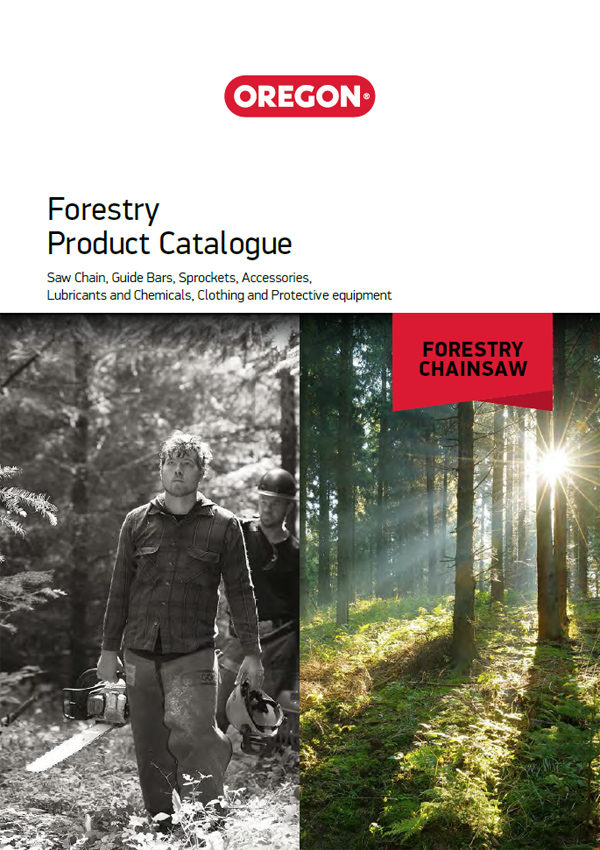Forestry Product Catalogue Brochure