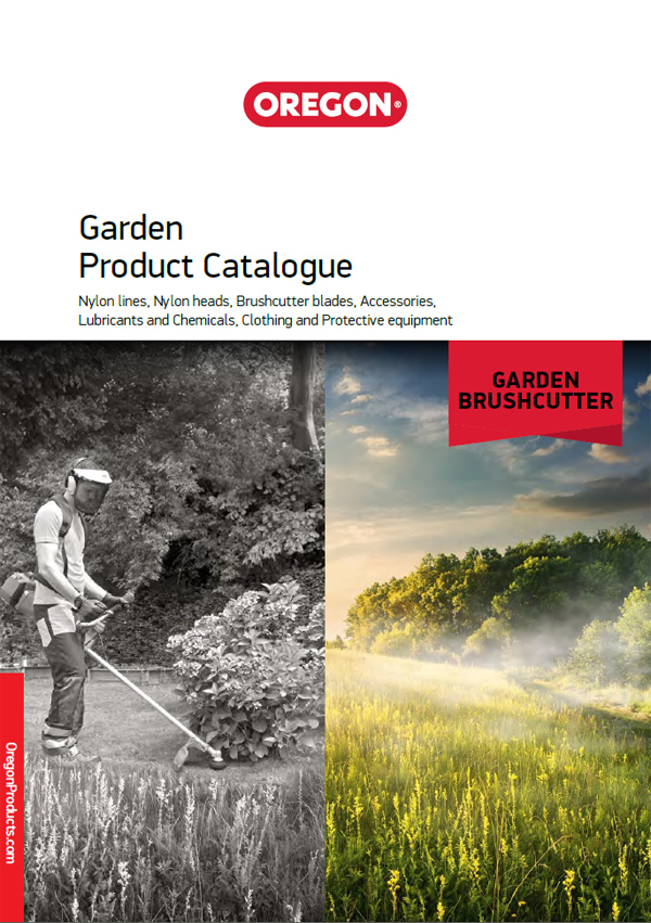 Garden Product Catalogue Brochure