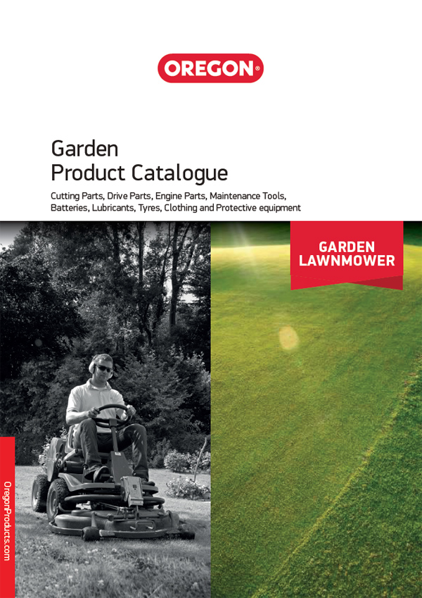 Garden Product Catalogue - Garden Lawnmower Brochure