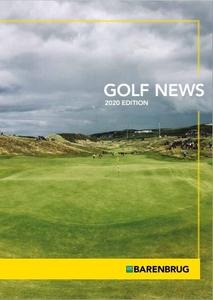 Barenbrug Golf News 2020 Brochure