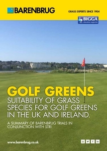 Golf Greens Brochure