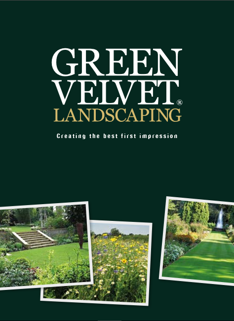 Green Velvet Landscaping Brochure