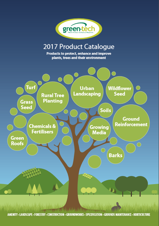 Greentech product catalogue 2017 Brochure
