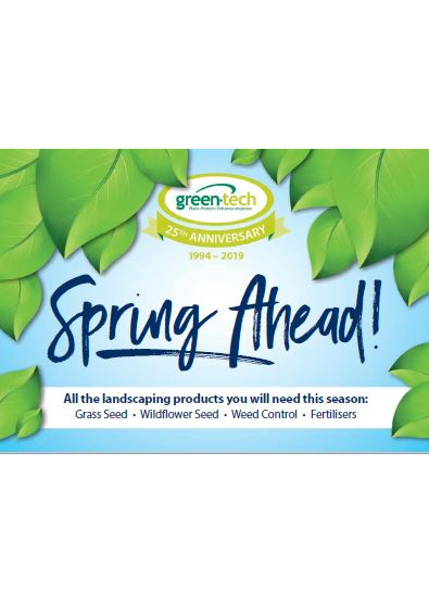 Spring Ahead with Green-tech Brochure