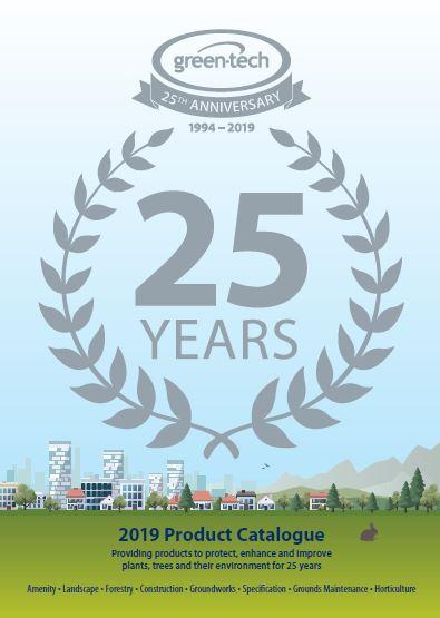 GreenTech 2019 Product Catalogue Brochure