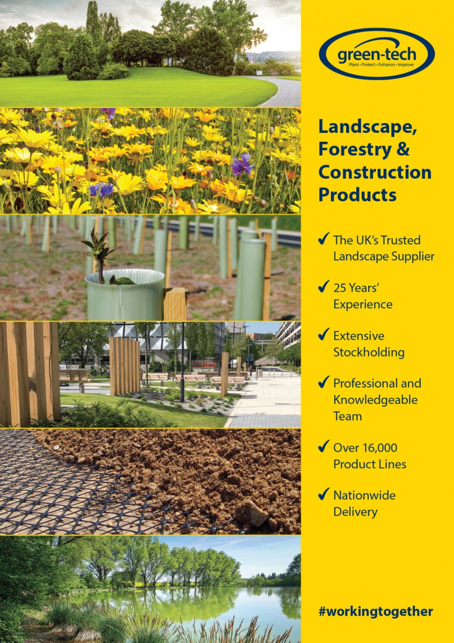 Landscape, Forestry & Construction Products Brochure
