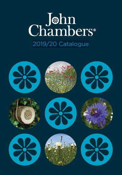 John Chambers 2019/20 Catalogue Brochure