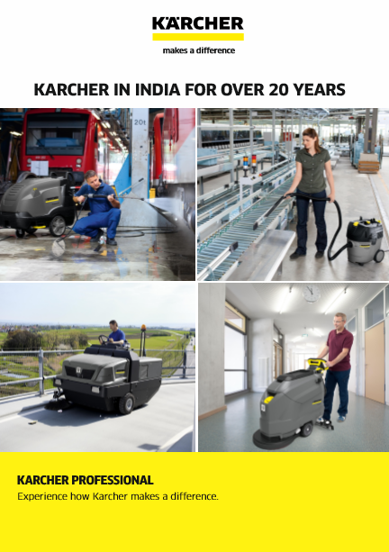 Karcher Professional Brochure