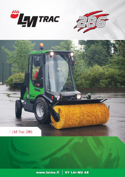 Kioti LM Brochure