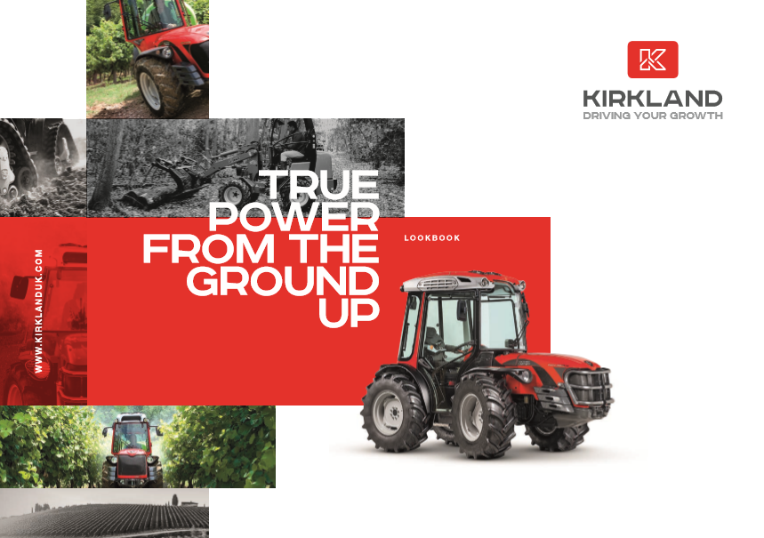 Kirkland Driving Your Growth Brochure