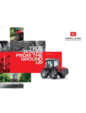 Kirkland Driving Your Growth Brochure
