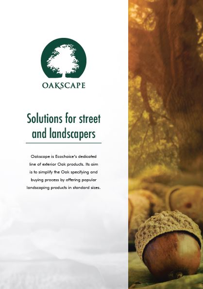 Timber Solutions for Landscapers Brochure