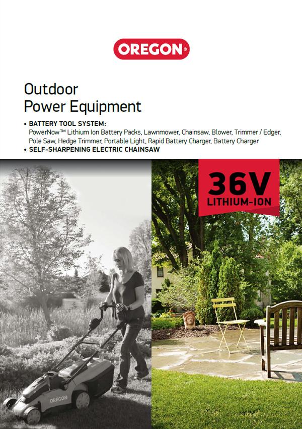 Outdoor Power Equipment Brochure