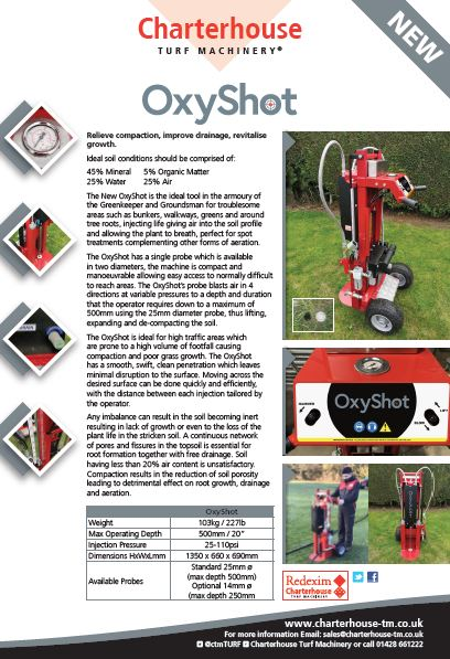 Oxyshot Brochure