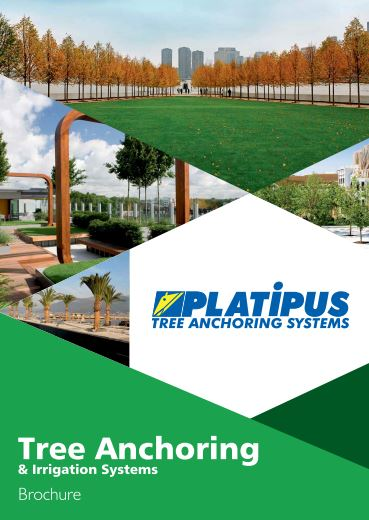 Tree Anchoring Systems, Irrigation & Landscape Applications Brochure