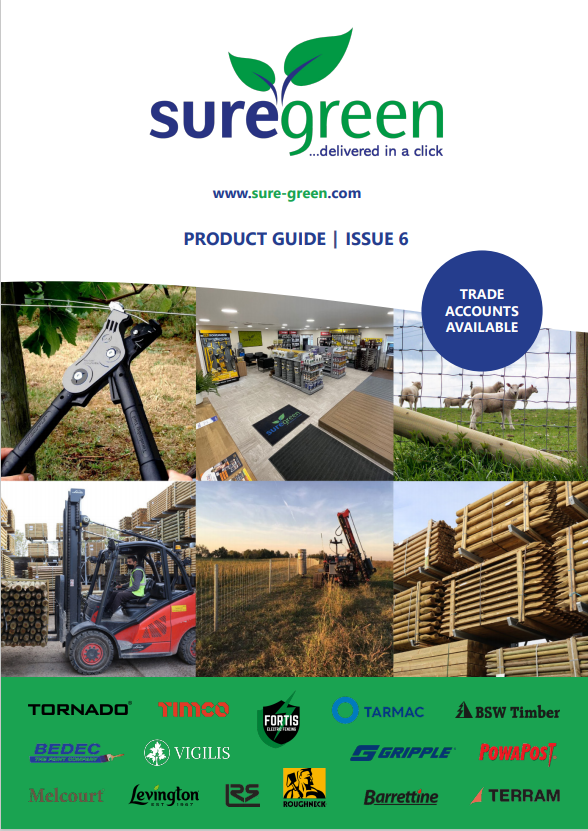 PRODUCT GUIDE ISSUE 6 Brochure