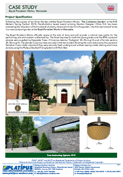 Case Study- Royal Porcelain Works Brochure