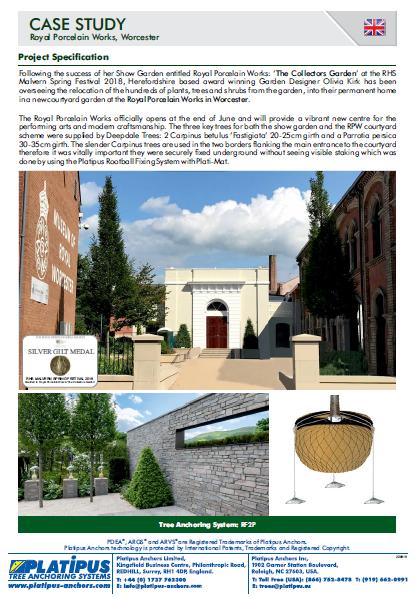 Case Study- Royal Porcelain Works Brochure