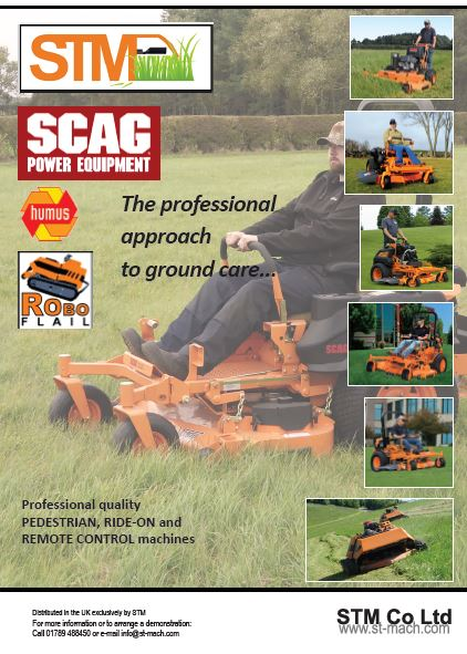 The professional approach to ground care Brochure