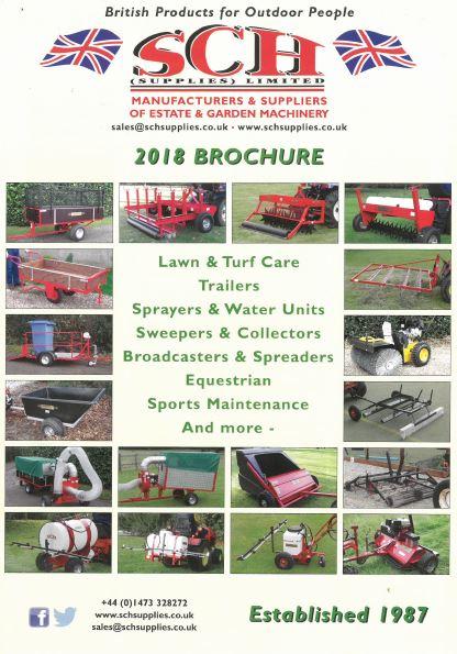 SCH 2018 Brochure Brochure