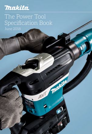 The Power Tool Specification Book Brochure