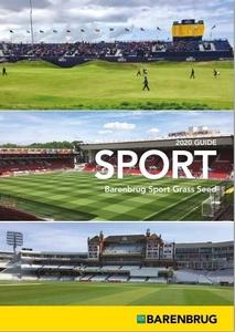 Barenbrug Sport Brochure