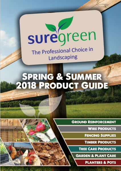 The Professional Choice in Landscaping Brochure