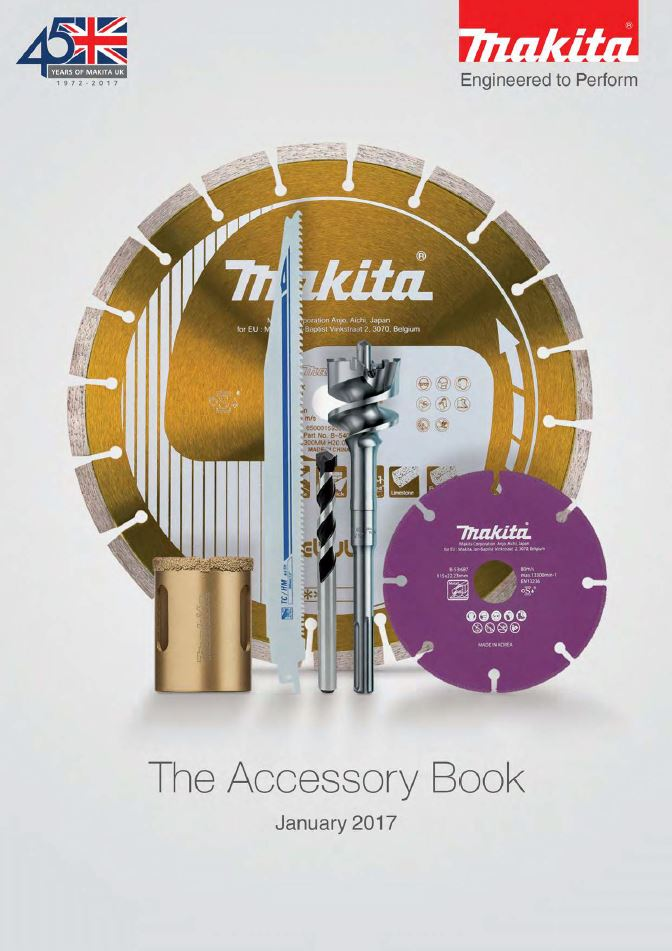 The Accessory Book Brochure