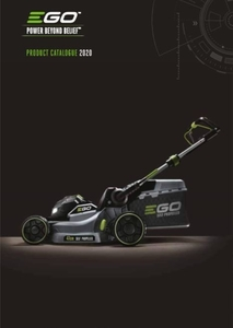 EGO Power+ Product Catalogue Brochure