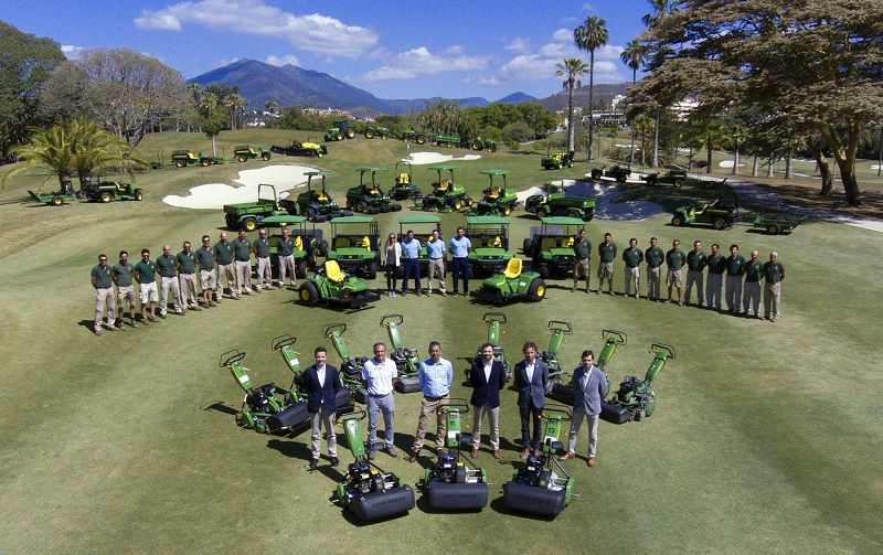Las Brisas invests in the future with John Deere
