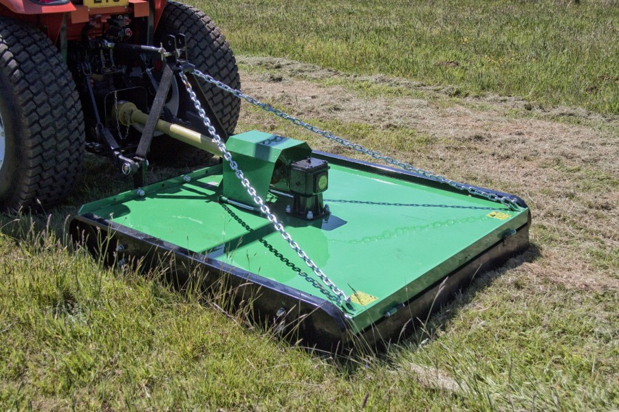 Topper Mower G-TM140 1.4m Wide