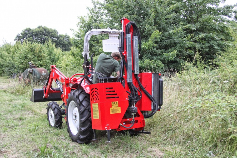 Flail Hedge Cutter AM60 60cm Wide