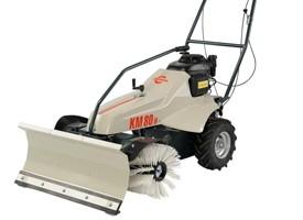 Cramer KM80H petrol sweeper
