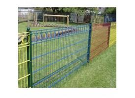 Zariba perimeter fencing