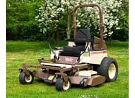 Grasshopper zero-turn mower 300 series