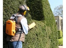 Pellenc Hedge Cutting