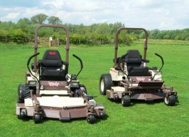 Grasshopper Zero-turn Mowers