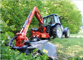 Poly-Longer Hedge & Verge Cutter