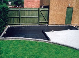 Hypex Ground Cover & Geo-textile Membrane