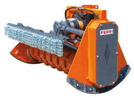 Forestry Mulchers for Tractors, Excavators & Skidloaders