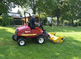 Muthing - MU-FM flails for out-front mowers up to 40 HP