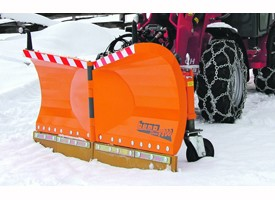 BEMA V800 SNOW PLOUGH