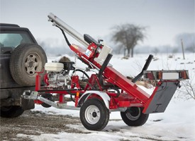AMR VMR Road Towable Log Splitter