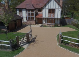 Terrabound Resin Bound Porous Surfacing