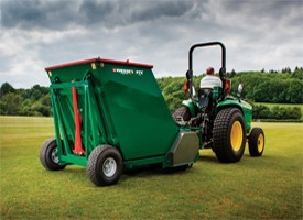 Wessex ProLine STC180 Sweeper Collector