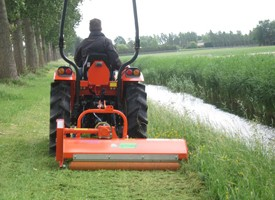XB Rear Mounted Flail Mower