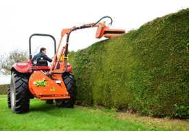 Green Shark Hedgecutter