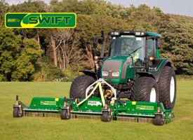 Rigid and Winged, Front Mounted Roller Mowers