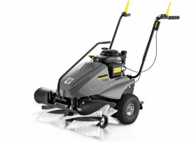 KM 80 W P Sweeper